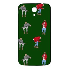 Drake Ugly Holiday Christmas Samsung Galaxy Mega I9200 Hardshell Back Case by Onesevenart