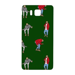 Drake Ugly Holiday Christmas Samsung Galaxy Alpha Hardshell Back Case by Onesevenart