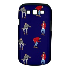 Drake Ugly Holiday Christmas Samsung Galaxy S Iii Classic Hardshell Case (pc+silicone) by Onesevenart