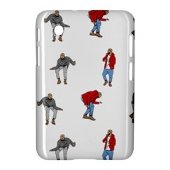 Drake Ugly Holiday Christmas Samsung Galaxy Tab 2 (7 ) P3100 Hardshell Case  by Onesevenart