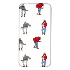 Drake Ugly Holiday Christmas Samsung Galaxy S5 Back Case (white) by Onesevenart