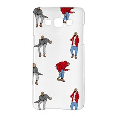 Drake Ugly Holiday Christmas Samsung Galaxy A5 Hardshell Case  by Onesevenart