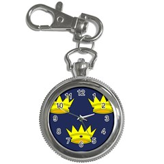 Flag Of Irish Province Of Munster Key Chain Watches by abbeyz71