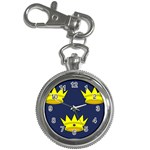 Flag of Irish Province of Munster Key Chain Watches Front