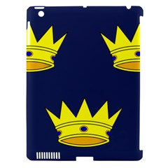 Flag Of Irish Province Of Munster Apple Ipad 3/4 Hardshell Case (compatible With Smart Cover) by abbeyz71