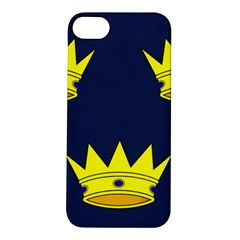Flag Of Irish Province Of Munster Apple Iphone 5s/ Se Hardshell Case by abbeyz71