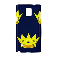 Flag Of Irish Province Of Munster Samsung Galaxy Note 4 Hardshell Case