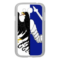 Flag Of Connacht Samsung Galaxy Grand Duos I9082 Case (white) by abbeyz71