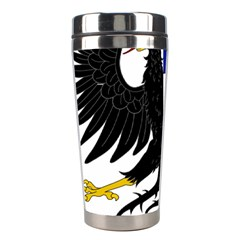 Flag Of Connacht Stainless Steel Travel Tumblers by abbeyz71