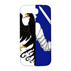 Flag Of Connacht Samsung Galaxy S4 I9500/i9505  Hardshell Back Case by abbeyz71