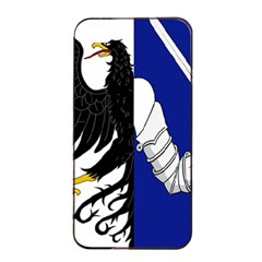 Flag Of Connacht Apple Iphone 4/4s Seamless Case (black) by abbeyz71
