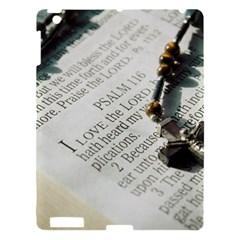 I Love The Lord Apple Ipad 3/4 Hardshell Case by JellyMooseBear