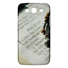 I Love The Lord Samsung Galaxy Mega 5 8 I9152 Hardshell Case  by JellyMooseBear