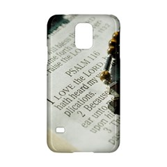 I Love The Lord Samsung Galaxy S5 Hardshell Case  by JellyMooseBear