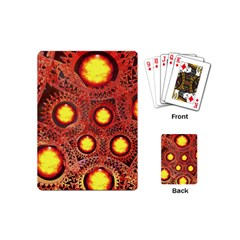 Mechanical Universe Playing Cards (mini)  by linceazul