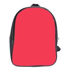 Neon Color   Brilliant Amaranth School Bags (xl)  by tarastyle