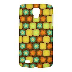 Random Hibiscus Pattern Galaxy S4 Active by linceazul