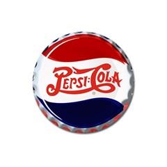 Pepsi Cola Magnet 3  (round) by Onesevenart