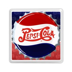 Pepsi Cola Memory Card Reader (square)  by Onesevenart