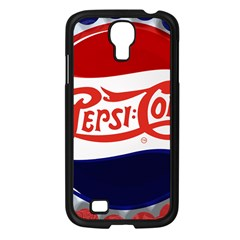 Pepsi Cola Samsung Galaxy S4 I9500/ I9505 Case (black) by Onesevenart