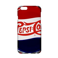 Pepsi Cola Apple Iphone 6/6s Hardshell Case by Onesevenart