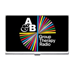 Above & Beyond  Group Therapy Radio Business Card Holders by Onesevenart