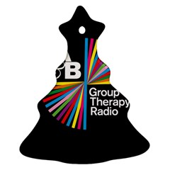 Above & Beyond  Group Therapy Radio Christmas Tree Ornament (two Sides) by Onesevenart