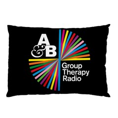 Above & Beyond  Group Therapy Radio Pillow Case (two Sides) by Onesevenart