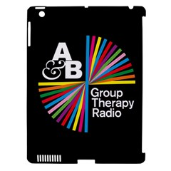 Above & Beyond  Group Therapy Radio Apple Ipad 3/4 Hardshell Case (compatible With Smart Cover) by Onesevenart