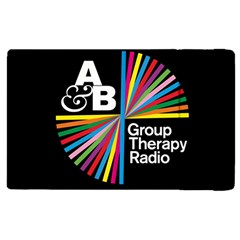 Above & Beyond  Group Therapy Radio Apple Ipad 3/4 Flip Case by Onesevenart