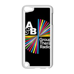 Above & Beyond  Group Therapy Radio Apple Ipod Touch 5 Case (white) by Onesevenart