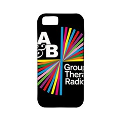 Above & Beyond  Group Therapy Radio Apple Iphone 5 Classic Hardshell Case (pc+silicone) by Onesevenart
