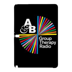 Above & Beyond  Group Therapy Radio Samsung Galaxy Tab Pro 10 1 Hardshell Case by Onesevenart