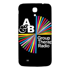 Above & Beyond  Group Therapy Radio Samsung Galaxy Mega I9200 Hardshell Back Case by Onesevenart