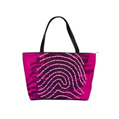 Above & Beyond Sticky Fingers Shoulder Handbags by Onesevenart