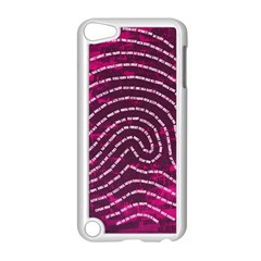 Above & Beyond Sticky Fingers Apple Ipod Touch 5 Case (white) by Onesevenart