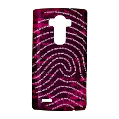Above & Beyond Sticky Fingers Lg G4 Hardshell Case by Onesevenart
