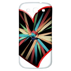 Above & Beyond Samsung Galaxy S3 S Iii Classic Hardshell Back Case by Onesevenart