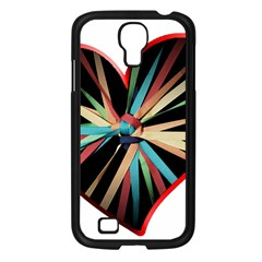 Above & Beyond Samsung Galaxy S4 I9500/ I9505 Case (black) by Onesevenart