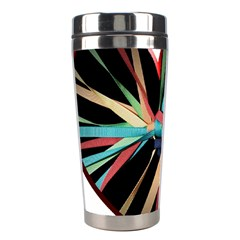 Above & Beyond Stainless Steel Travel Tumblers by Onesevenart