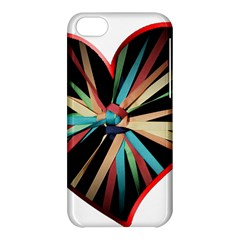 Above & Beyond Apple Iphone 5c Hardshell Case by Onesevenart