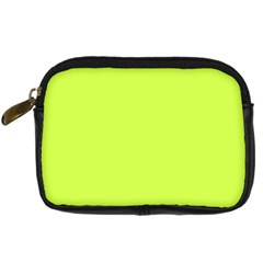 Neon Color   Light Brilliant Lime Green Digital Camera Cases by tarastyle