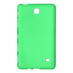 Neon Color   Light Brilliant Malachite Green Samsung Galaxy Tab 4 (8 ) Hardshell Case  by tarastyle