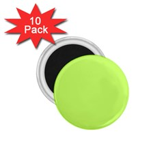 Neon Color   Light Brilliant Spring Bud 1 75  Magnets (10 Pack)  by tarastyle