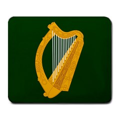 Flag Of Leinster Large Mousepads by abbeyz71