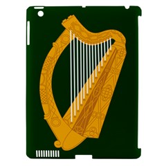 Flag Of Leinster Apple Ipad 3/4 Hardshell Case (compatible With Smart Cover) by abbeyz71