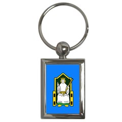 Flag Of Mide Key Chains (rectangle)  by abbeyz71