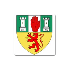 County Antrim Coat Of Arms Square Magnet by abbeyz71