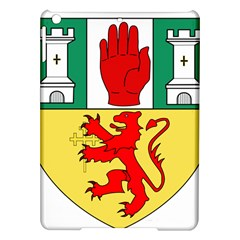 County Antrim Coat Of Arms Ipad Air Hardshell Cases by abbeyz71