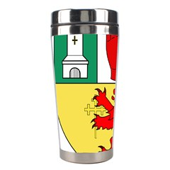 County Antrim Coat Of Arms Stainless Steel Travel Tumblers by abbeyz71